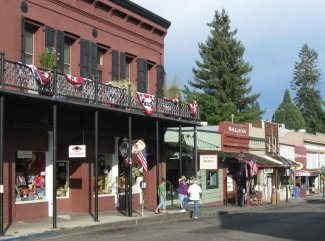 Nevada City real estate
