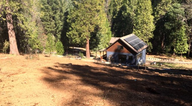 Nevada City land: Creating Sustainable Living in Nevada County